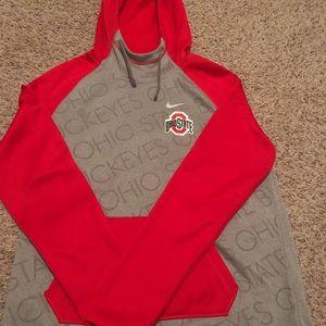 Women's Ohio State Nike Sweatshirt